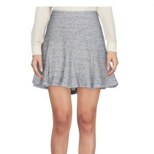 DEREK LAM 1O CROSBY 100% Cotton  Mini Skirt